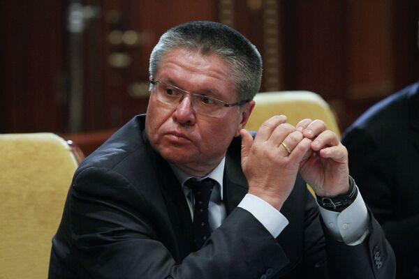 Alexei Ulyukayev - Sputnik International