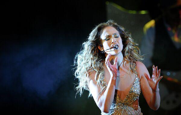 US pop star Jennifer Lopez - Sputnik International