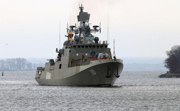 The Trikand missile frigate (archive) - Sputnik International