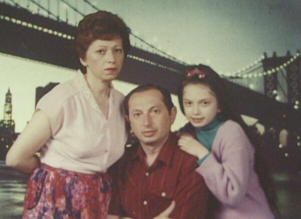 Marina Shytaj was nine when her family moved to New York. - Sputnik International
