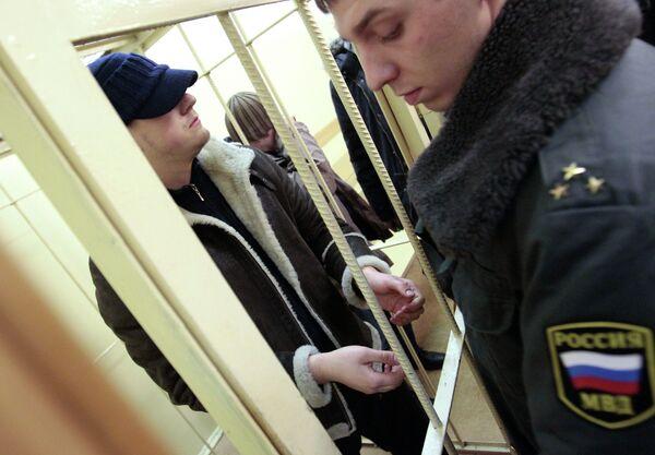 Former Khimki City Hall official Andrei Chernyshyov (photo) was given 6 1/2 years in prison for organizing the 2010 assault on activist Konstantin Fetisov. - Sputnik International