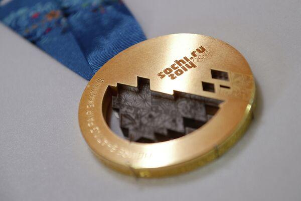 Olympic medals - Sputnik International