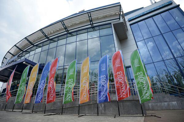 After Universiade, Kazan Primed for Olympics Bid - Zhukov - Sputnik International