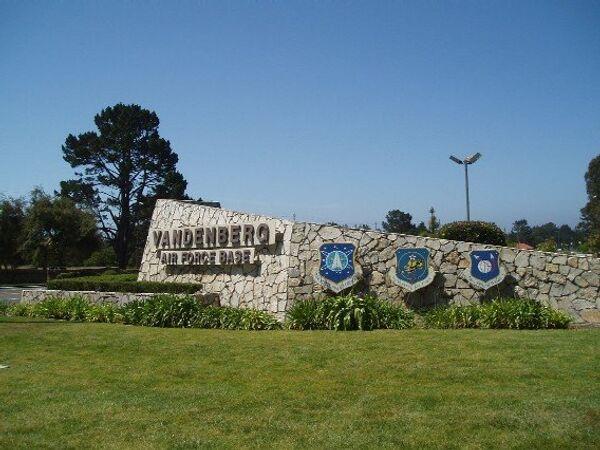 The Vandenberg Air Force Base in Lompoc, California - Sputnik International