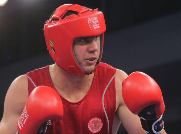 Russian Boxer Wins Kazan Gold Without Swinging a Punch - Sputnik International