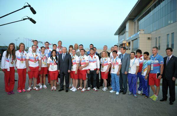 Vladimir Putin visits Kazan - Sputnik International