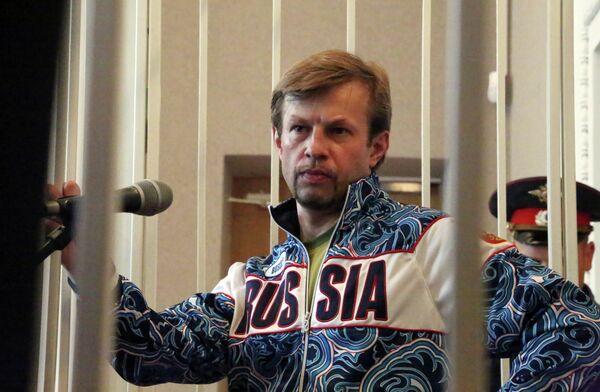 Yevgeny Urlashov - Sputnik International