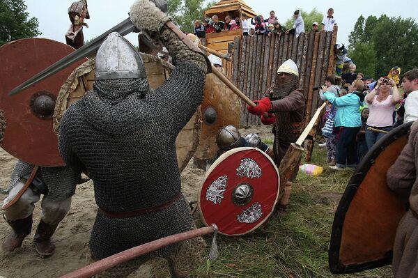 Kaliningrad Region Hosts Peoples of the Baltic Ethnographic Festival - Sputnik International