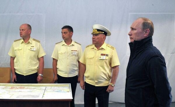 Putin Blasts US for Intimidation in Snowden Asylum Saga - Sputnik International