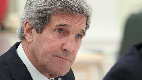 Secretary Kerry will be meeting with Baroness Ashton and Foreign Minister Zarif, the source said. - Sputnik International