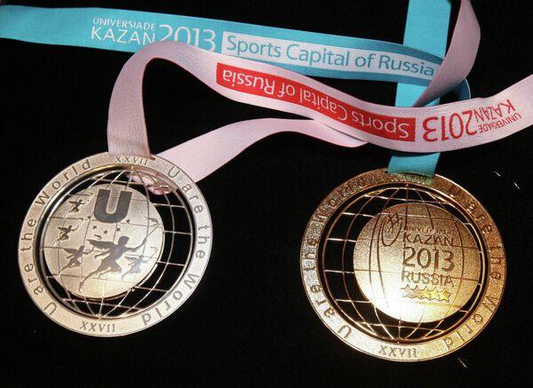 Universiade Day 10 Wrap: Putin Salutes Russian Dominance - Sputnik International
