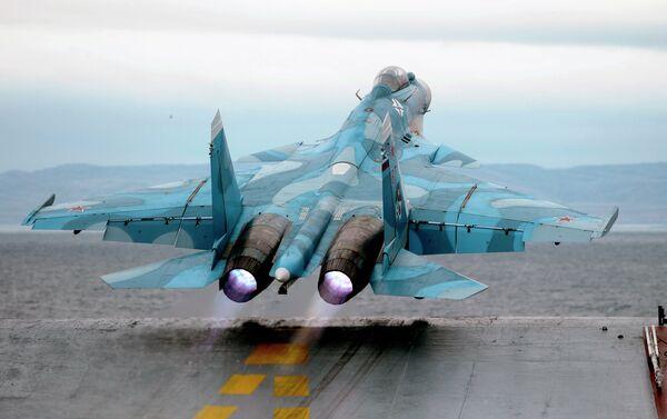 Russia's Naval Air Power - Sputnik International