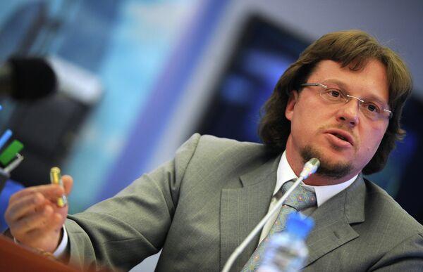 Fugitive Russian real estate tycoon Sergei Polonsky - Sputnik International