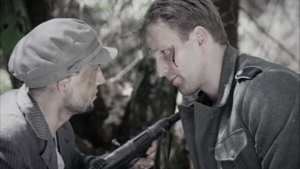"""""""Convoy,"""" a short film about a German and Russian soldier who must decide which will survive the war will be screened at the DC Shorts Film Festival. - Sputnik International"""