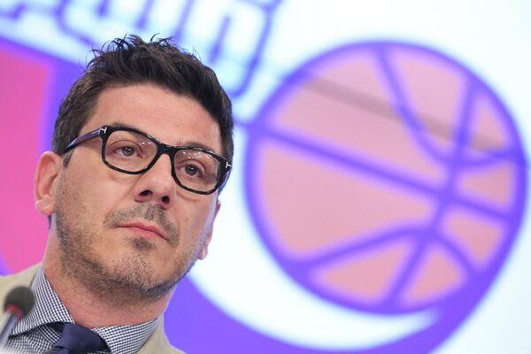 Russian National Basketball Coach Quits - Sputnik International