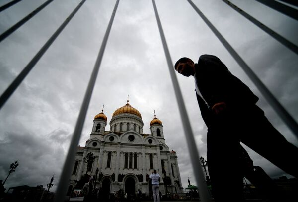 Russian Orthodox Church Urges Inquiry Into Religious Cult - Sputnik International