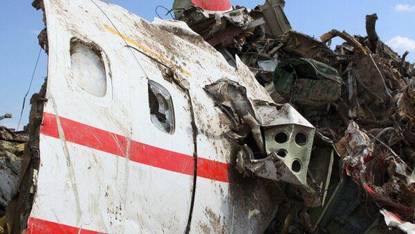 Poland asks for Kaczynski plane debris to be handed over to Poland and the Polish people - Sputnik International
