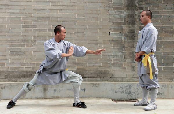Shaolin Monastery, the Cradle of Martial Arts - Sputnik International