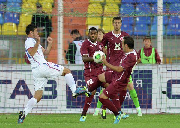 Rubin Kazan Football Team Cruises Into Europa League 3rd Qualifying Round - Sputnik International