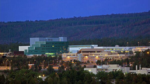 The secretive US Los Alamos National Laboratory, the cradle of the American nuclear weapons program. - Sputnik International