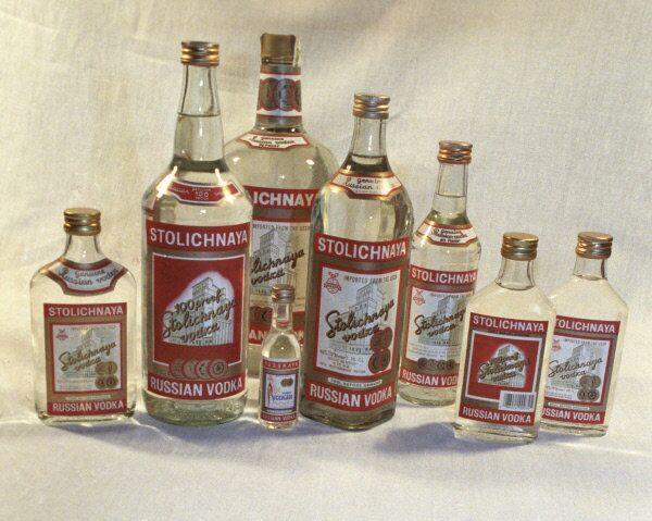 Stolichnaya has long been listed among the top-selling vodkas in the United States. - Sputnik International
