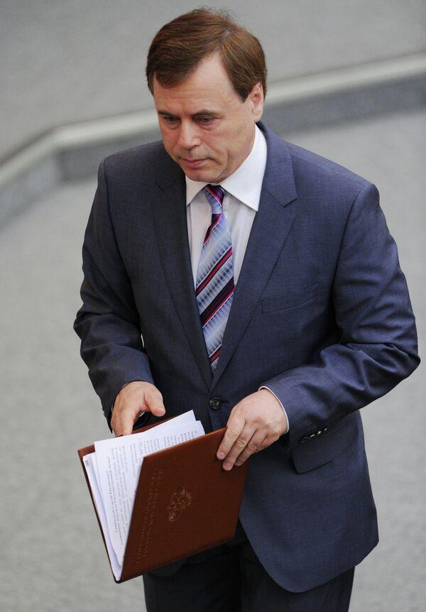 First Deputy Prosecutor General Alexander Buksman - Sputnik International