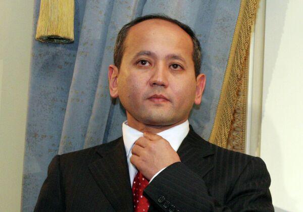 Ex-CEO of BTA Bank Mukhtar Ablyazov - Sputnik International
