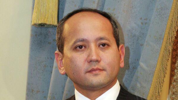 Mukhtar Ablyazov - Sputnik International