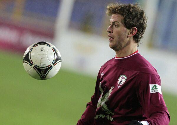 Zenit Snap Up Argentine Left-Back Ansaldi - Sputnik International