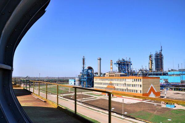 Stirol Factory - Sputnik International