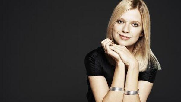 Ukrainian pianist Valentina Lisitsa's performances have been viewed more than 40 million times on YouTube - Sputnik International