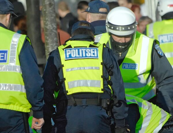 Estonia Police - Sputnik International