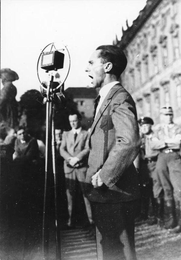 Joseph Goebbels - Sputnik International