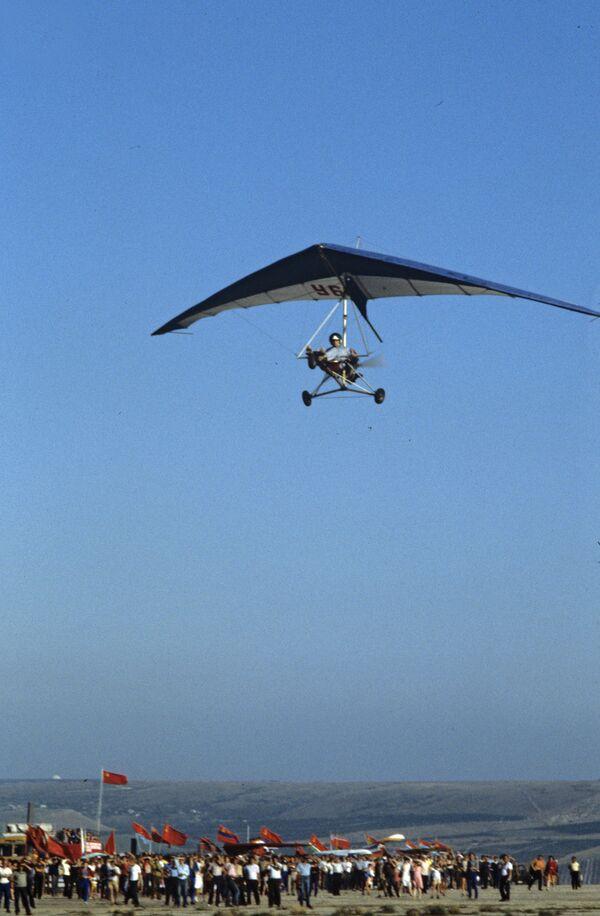 Hang Glider. (Archive) - Sputnik International