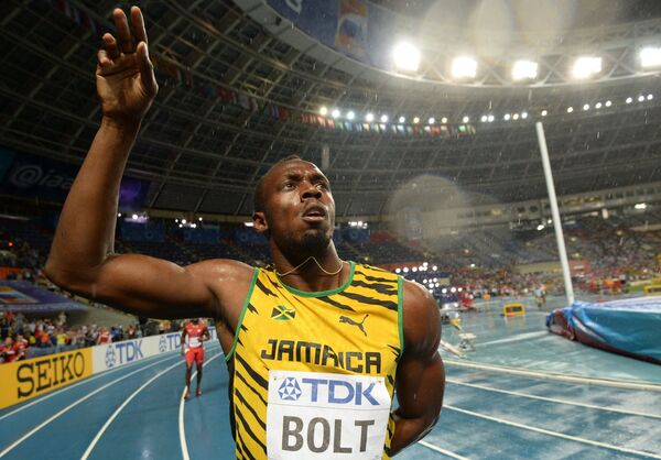 Usain Bolt - Sputnik International