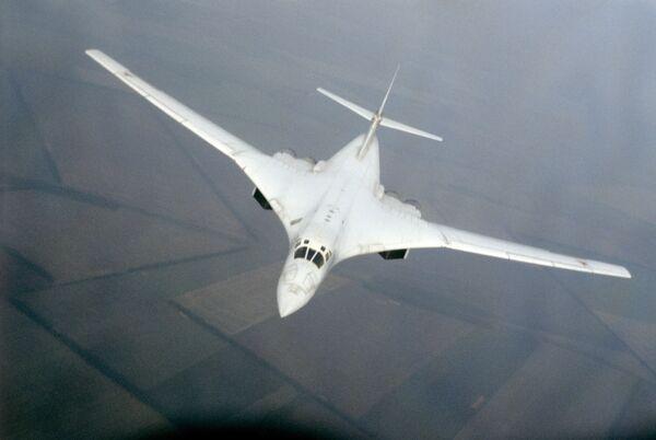 Russian Tu-160 Strategic Bomber - Sputnik International