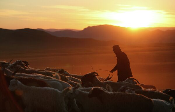 Tuva – A Land of Shamans and Horse Wranglers - Sputnik International