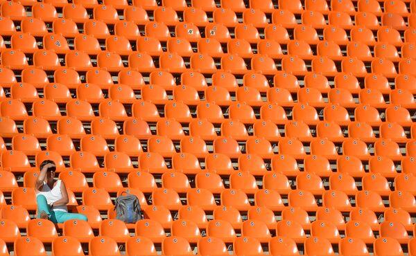 Luzhniki arena in Moscow - Sputnik International