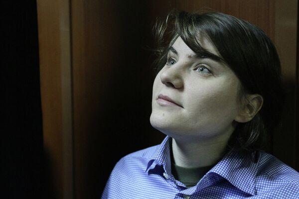 Yekaterina Samutsevich - Sputnik International