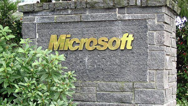 Microsoft is headquartered in Redmond, Washington. - Sputnik International