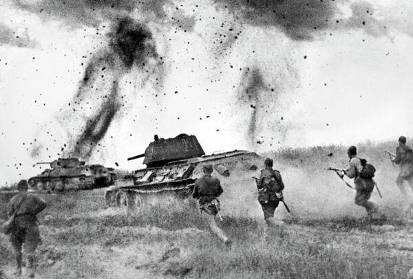 Heroes of the Battle of Kursk - Sputnik International