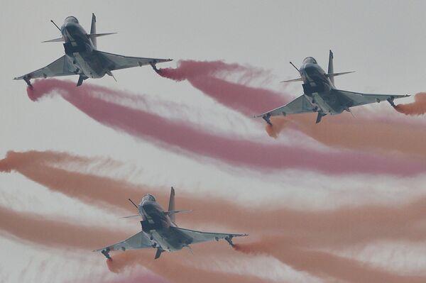 MAKS-2013 Aerobatic Show - Sputnik International