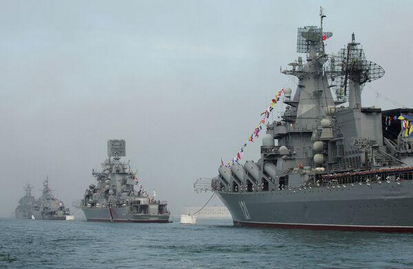 Russia to Arm Warships With Pantsir Air Defense System - Sputnik International