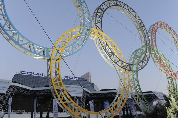 Russian Military to Ensure Security at 2014 Olympics - Sputnik International
