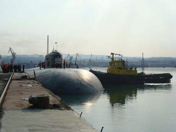 K-150 Tomsk submarine (Archive) - Sputnik International