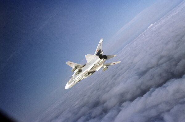 Su-24 fighter. (Archive) - Sputnik International