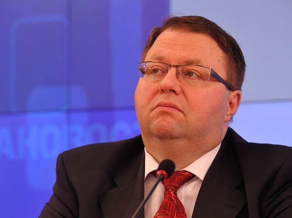 Russia's Supreme Commercial Court judge Anton Ivanov - Sputnik International