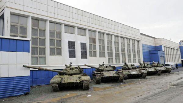 Tanks designed by the Uralvagonzavod corporation - Sputnik International