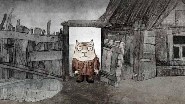 'Pishto Goes Away' by Russian filmmaker Sofya Kendel was one of 16 Russian short films  featured at a Washington film festival. - Sputnik International