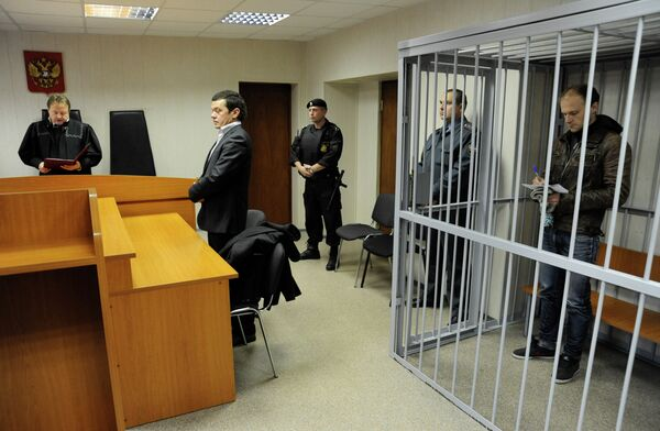 Greenpeace to Seek Activists' Release From Russian Jail in Int'l Court - Sputnik International